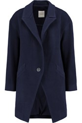 Mason By Michelle Mason Oversized Wool Blend Coat