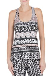 In Bloom By Jonquil Women's Racerback Knit Camisole