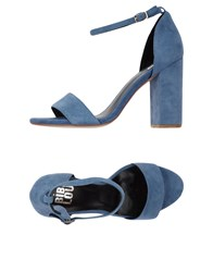 Bibi Lou Sandals Pastel Blue