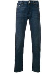 Versace Jeans Couture Slim Fit Jeans Blue