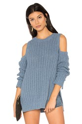 Bcbgmaxazria Tressa Sweater Blue