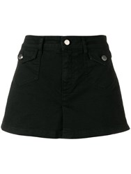 Red Valentino Tailored Shorts Black
