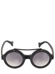 Saturnino Eyewear Mercury Matte Acetate Sunglasses