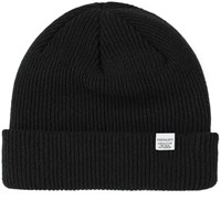 Norse Projects Beanie Black