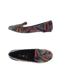Just Cavalli Moccasins Red
