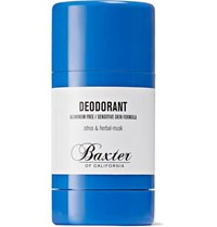 Baxter Of California Citrus And Herbal Musk Deodorant 34Ml Colorless