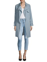 Vigoss Cloud Sky Trench Jacket