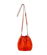 Marc By Marc Jacobs Too Hot To Handle Mini Drawstring Bag Tangerine