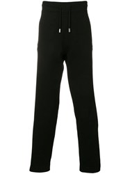Gcds Side Stripe Track Trousers Black