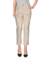 Attic And Barn Attic And Barn Trousers Casual Trousers Women Ivory