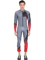 Spyder Nylon Ski Race Suit