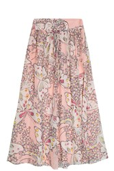 Paul And Joe Butterfly Skirt Pink