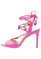 Katy Perry The Carmen Sandals Fuschia Pink