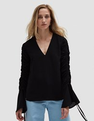C Meo Collective Right Kind Of Madness L S Top Black
