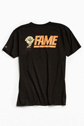 Hall Of Fame Basketball Tee Black