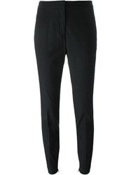 By Malene Birger 'Aurelia New' Tapered Cigarette Pants Black