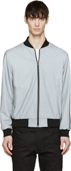 Surface To Air Silver Fraizer Jacket