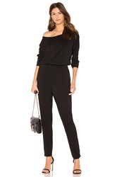 Cupcakes And Cashmere Carsen Jumpsuit Black