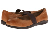 Softwalk High Point Cognac Soft Dull Leather Women's Shoes Brown