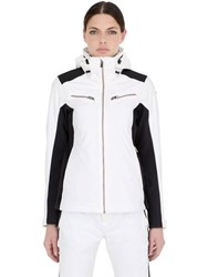 Peak Performance Lanzo J Nylon Stretch Ski Jacket