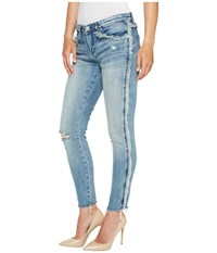Blank Nyc 18J 1648 In Fray For Days Fray For Days Women's Jeans Blue
