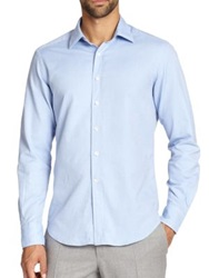 Slowear Oxford Sportshirt Blue