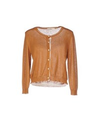 Suoli Knitwear Cardigans Women Brown