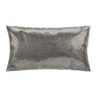 Kylie Minogue At Home Aurora Bed Cushion 18X32cm Pewter