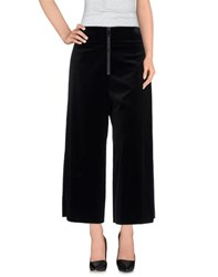 Andrea Incontri Trousers Casual Trousers Women Black