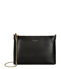 Ted Baker Chania Chain Cross Body Bag Female Black