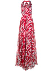 Prabal Gurung Tie Two Tone Gown 60