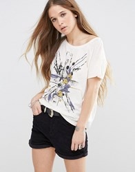 Pepe Jeans Xena Rose T Shirt Pink 814
