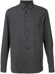 Rag And Bone 'Beach' Workwear Shirt Grey