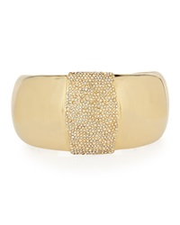 Crystal Center Cuff Bracelet St. John Collection