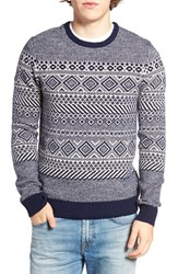 Original Penguin Men's Lambswool Blend Sweater