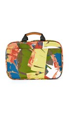 Tumi Monaco Travel Kit Banana Leaf Print