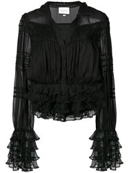 Alexis Saviard Top Black