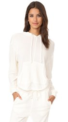 Free People Movement Back Into It Hoodie White