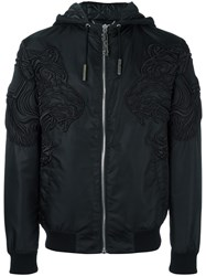 Philipp Plein Unpleasant Jacket Black