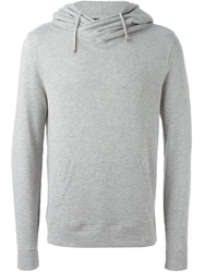 Ralph Lauren Hooded Sweatshirt Grey