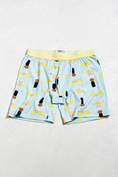 Urban Outfitters Hey Arnold Boxer Brief Sky