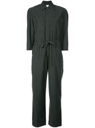 Citizens Of Humanity Frida Jumpsuit Green