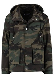 Tiger Of Sweden Mirto Summer Jacket Military Green Oliv