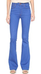 James Jeans Shayebel High Rise Flare Jeans Awakening