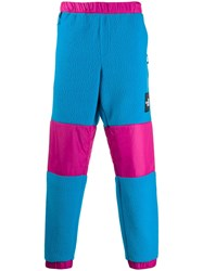 The North Face Fleece Track Pants Blue
