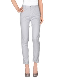 Basicon Casual Pants Light Grey