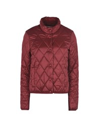 8 Coats And Jackets Jackets Maroon