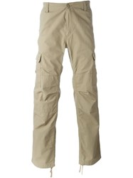 Carhartt Cargo Pants Nude And Neutrals