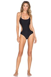 Rachel Pally Elle Swimsuit Black