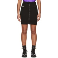 Versace Jeans Couture Black Bodycon Skirt